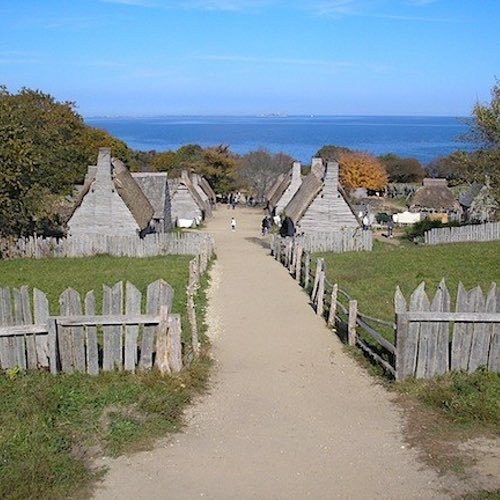 Plimoth Plantation and the Mayflower II